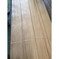 Wholesale 0.60mm Rift Zebrano Sliced Wood Veneer for Furniture Door Architectural Woodworks and Designing from Shunfang-veneer.com from china suppliers