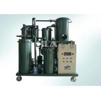 Selected Materials Portable Lube Oil Purifier / Bearing Oil Purification System for sale