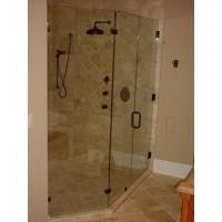Wholesale Shower Enclosure/ shower cabin with shower tray from china suppliers