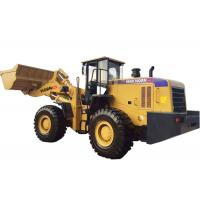 Buy cheap Municipal Engineering Articulated Wheel Loader / 660B Bucket Wheel Loader 3.5CBM from wholesalers