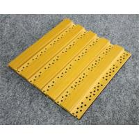 Wholesale Sound Absorbing WPC Composite Ceiling Panels for Interior Room from china suppliers