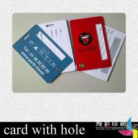 Matte RF ID Contactless Smart Card for sale