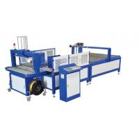 Wholesale Stable Operation Carton Box Strapping Machine Power Saving PP Strapper Machine from china suppliers