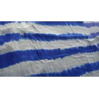 Wholesale Silk Cotton Tie Dye Fabric from china suppliers