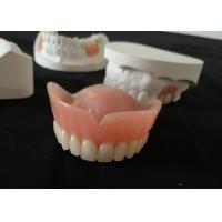 Wholesale Orthodontic 3d Printed Tooth Crown , 3d Printed False Teeth Rubber Teeth Set Up from china suppliers