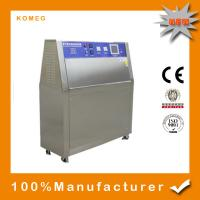 China UV Weather Resistance Test Chamber , UV Accelerated Weathering Tester With Heater for sale
