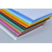China PP Corrugated Plastic Sheet/PP Hollow Sheet/Polypropylene Corrugated Plastic Sheet on sale