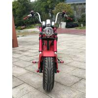 Wholesale 1500W 60V Electric City Bike High Carbon Steel Motorcycle 50km/h Speed Handleber Acceleration from china suppliers
