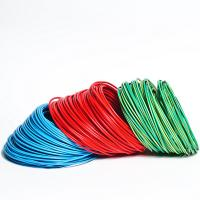 Wholesale 2.5mm Copper Conductor PVC Insulated Wires , 450 / 750V Copper Building Wire from china suppliers