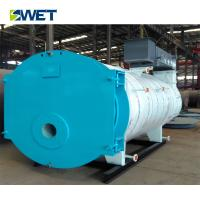 Wholesale Industrial Steam Generator Boiler Low Pressure 6t Waste Oil Water Tube Food Industry Applied from china suppliers