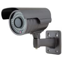 Wholesale Black HD Color IR Bullet Security Camera 600tvl , Day Night For Outdoor from china suppliers