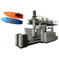 Buy cheap Large Plastic Extrusion Blow Molding Machine , 1.8m / 2.7m Boat Plastic Moulding from wholesalers
