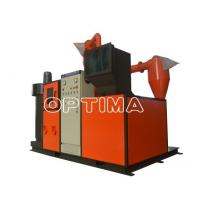 Wholesale 3 Phase Scrap Copper Wire Recycling Machine 800 kg/h from china suppliers