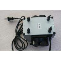 Double Diaphragm Electromagnetic AC Air Pump For Medical , 60L/M 30KPA for sale