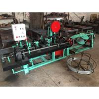 Wholesale High Precision Barbed Wire Machine / Wire Spot Welding Machine Heavy Duty from china suppliers