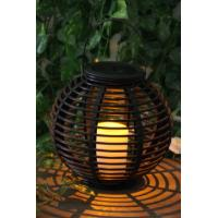 Wholesale Garden Rattan Solar Lights from china suppliers