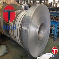 Buy cheap GB/T24593 12Cr18Ni9 06Cr18Ni11Ti 304 / 316Welded Stainless Steel Tube OD 3-500mm from wholesalers