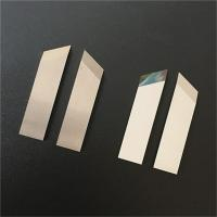 China High Hardness Custom Tungsten Carbide Parts , 50x16x2mm Cemented Carbide Blade for sale