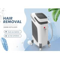 Wholesale Painless Diode Laser Hair Removal Equipment / Laser Hair Removal Home Machine from china suppliers
