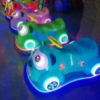 China Hansel amusement park children battery operated bumper car for sale on sale