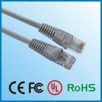 China Network Cable/Lan Cable UTP CAT5e 24AWG Pass Fluke Tes on sale