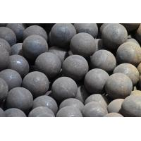 Quality Dia 50mm Steel Grinding Balls for cement industry with B2  60MN Material for sale
