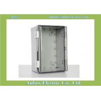 Wholesale 300x200x170mm IP65 PC Lockable Plastic Enclosures from china suppliers