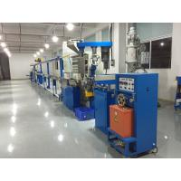 China Insulation Wire And Cable Extrusion Machine , Pvc Cable Extruder Machine for sale