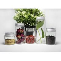 China Wide Mouth Glass Jar Container for sale