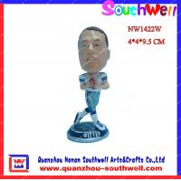 Wholesale polyresin bobble heads figurines from china suppliers