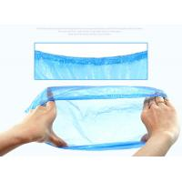 Wholesale CPE Plastic Surgical Shoe Covers / Disposable Shoe Protectors  Splash - Proof from china suppliers