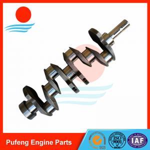 Wholesale Korea auto parts, 4D56T crankshaft ME102601 MD376961 23111-42901 for Hyundai H1 H100 from china suppliers