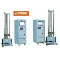 High Efficiency Mechanical Shock Test , Digital Shock Absorber Testing Machine