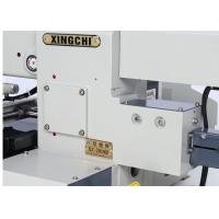 Wholesale Leather Industrial Flatlock Sewing Machine , Thick Fabric Programmable Sewing Machine  from china suppliers
