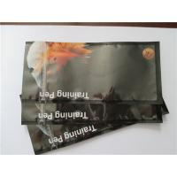 China Polyfunctional Stand Up Zipper Pouch Bags Oxygen Resistance Custom Material on sale