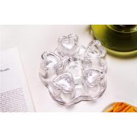Wholesale Small Crystal Borosilicate Glass Teapot Warmer With A Tea Light Candle from china suppliers
