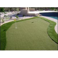 Wholesale 9000Dtex Field Green Playground Golf Artificial Grass 20mm,Gauge 1/5 from china suppliers