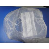 Wholesale Soft Medical Disposable Hair Caps Hood Astronaut Caps PP Non Woven Material from china suppliers