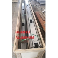 Wholesale Upper Feed Beam Aluminium Extruded Profiles 7250MM Long from china suppliers