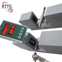 China Non - Contact Laser Diameter Gauge In - Line Control System Diffraction for sale