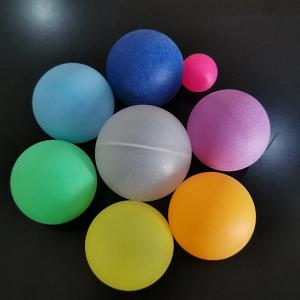 Wholesale Low Density 30mm 35mm Spheres Hollow Polypropylene Balls from china suppliers