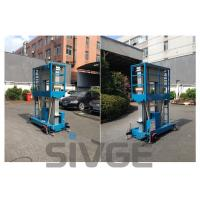 Wholesale Outdoor Hydraulic Aerial Work Platform 14 Meter Height For Window Cleaning from china suppliers