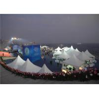 Wholesale 6m X 6m Gazebo Canopy Tent , Outdoor Aluminum Frame Tent  With Flooring from china suppliers