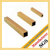 Wholesale copper material square tubes from china suppliers