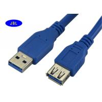 Best OEM Custom Male To Female USB 3.0 OTG Cable For TV / Portable Media Players wholesale