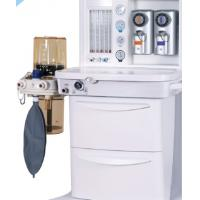 Wholesale Medical equipment Anesthesia Machine With Ventilator 5 tubes mechanical flowmeter for adult and pediatric from china suppliers