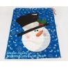 Christmas manufacturer wholesales santa sacks large size gift bags,Jumbo Plastic Poly Bag giant plastic christmas decora for sale