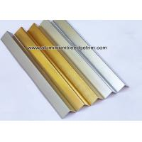 Wholesale YF20 Decorative Aluminum Corner Guards / Protectors For Outer Corner Brace V20mm from china suppliers