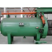 Wholesale High Efficiency Horizontal Pressure Leaf Filter With Automatic Dreg Discharging Device from china suppliers