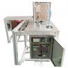 Buy cheap Mask Earloop tie Welding Machine, Semi Automatic Flat Mask tie Welding Machine, from wholesalers